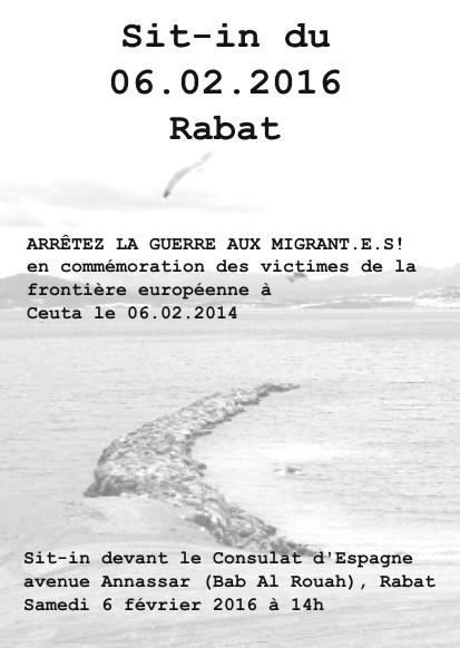 Sit-In Rabat