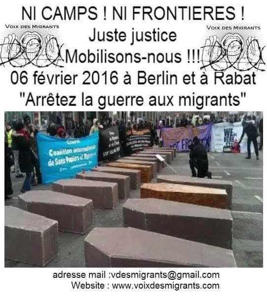 no camps no frontieres.fr